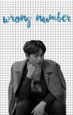 Wrong Number;  K.Junmyeon//Suho by DaDame-
