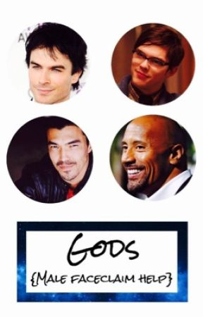 Gods ☏ Male Faceclaims by ilovemusic123175