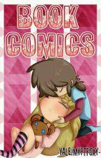 Book Comics FNAFHS © by -YaleimyftFoxy-
