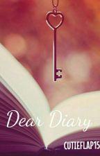 Dear Diary, by CutieFlap15