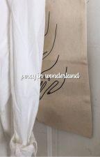 percy in wonderland • wonderland au by YUEHUA7