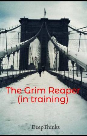 The Grim Reaper (in training) by Zamice2