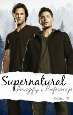 Supernatural • Imagify i Preferencje • by natalia_ok_