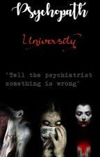 Psychopath University by twinnigigi