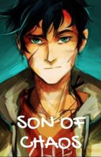 Percy Jackson, Son of Chaos  by MidnightIridescence
