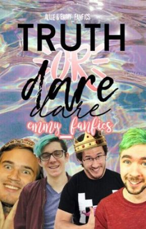 Truth & Dare w/ Mark,Jack,Anti and Dark! by Emmy_Fanfics