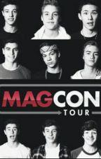 MAGCON tour||C.D.||  by Dreamer1228