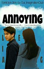 Annoying by Our_ImaginationClub