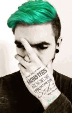 In Love With A Demon A Antisepticeye/ Jacksepticeye Fanfiction by sydbidanime