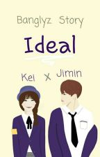 Ideal - Kei x Jimin(Banglyz fanfic) by W_Foxy