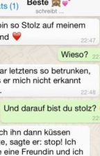 Whatsapp Chat\Gespräch by Pink_Banana2003