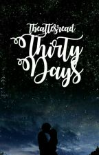 Thirty days by tbeatlesread