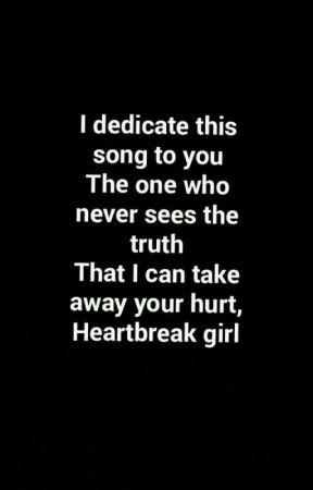 Heartbreak Girl.    5sos' os. by Hemmochescrivo