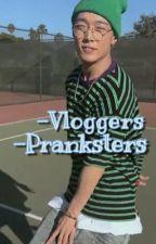 •Vloggers / Pranksters• Bobby iKON (AMBW) by MarkleeKillsMe