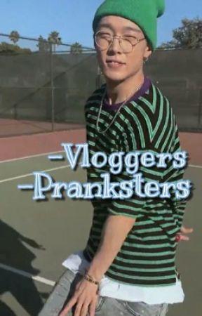 •Vloggers• Bobby iKON (AMBW) by MarkleeKillsMe