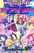 Equestria Girls   MLP Reader Insert   Sequal: Friendship Games by SPNCas_CaitlinKiano