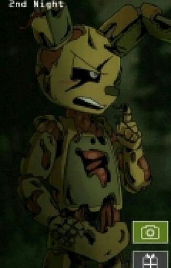 Springtraps Daughter? (Spring Trap X Oc) - Rap Monnie - Wattpad