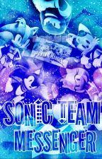 [Sonic Team] - Messenger by Mininaandgata