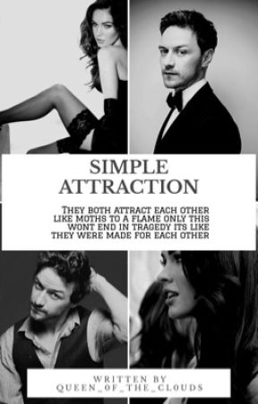 Simple attraction •• Charles Xavier •• by Queen_0f_the_Cl0uds