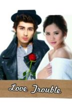 Love Trouble AshZayn by mightyauthor
