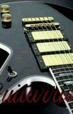 O guitarrista by Anaeemilia