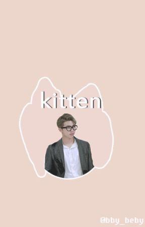 kitten || k.namjoon✔ by ShinigamiKoemi