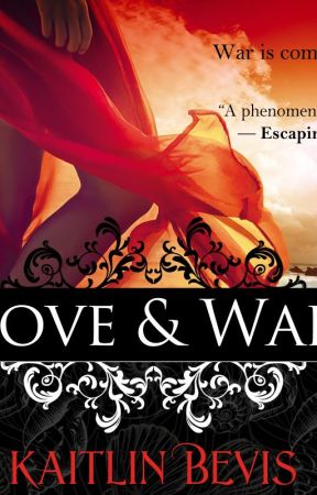 Love and War- The Truce Meeting from Persephone's POV by KaitlinBevis