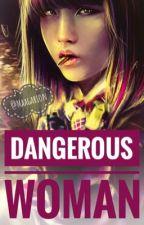 Dangerous woman [Yoonmin]  by Maagarion