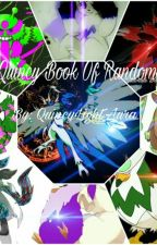 Quincy Book Of Randomness by QuincyLightAura
