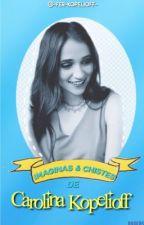 Imaginas & chistes de Carolina Kopelioff #CICSL by Kxpelixff