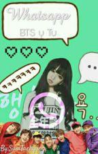 Whatsapp (BTS Y Tu)  by SuniTaehyung
