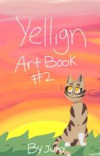 YELLIGN: Art Book #2 by angereddipper