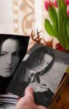 Los dos Severus y Hermione Granger by Natalys-MSH7