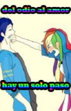 Del odio al amor hay un Solo paso by Pewmeow127