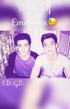 Walls of Emotion (A Dolan Twin Story) by Dom1106