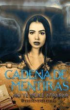 Cadena de mentiras by TresEntreLetras