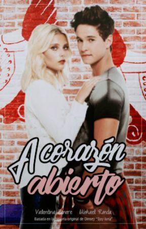 A Corazón Abierto (#Simbar) by httpillogical