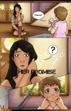 Her Promise ~aarmau fanfic~ by CrystalXStudios