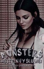 monsters   riverdale by slushei