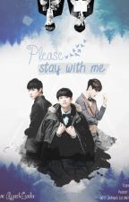 [TRANS-FIC|MARKJIN] PLEASE STAY WITH ME by JustMarkJin