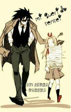 mi querido sensei  by splendont345