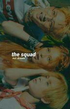 the squad | nct dream by jeoseutin