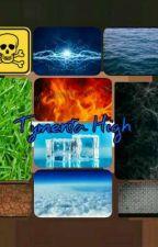 Tymenta High (Elemental Island) by FuryoPlayz