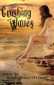 Crashing Waves by mischievouslittleowl