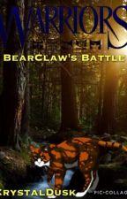 Warrior Cats: Bearclaw's Battle by CrystalDusk