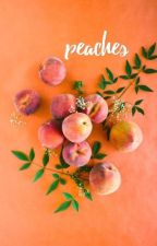 peaches • g.d by lustful_luna