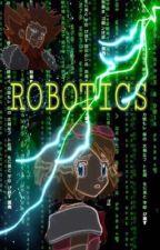 Robotics (Amourshipping) by JayFlynnPKM