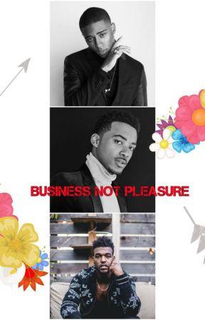 Business Not Pleasure | Keith Powers | Algee Smith | Luke James by _JugheadJonesIII