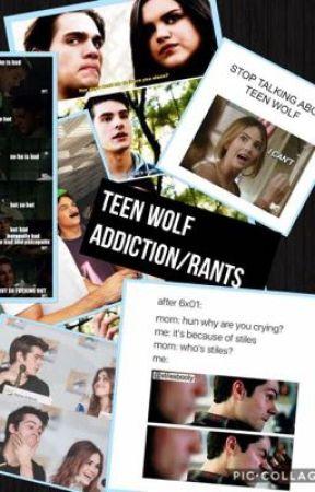 Teen Wolf Addiction/Rants by NathaliaGranados