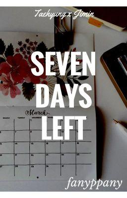 Đọc truyện vmin ☆ seven days left
